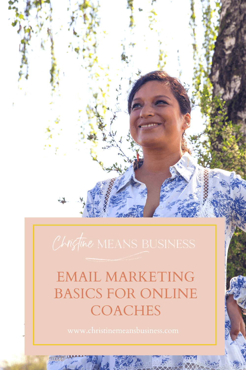 Email Marketing Basics for online coaches