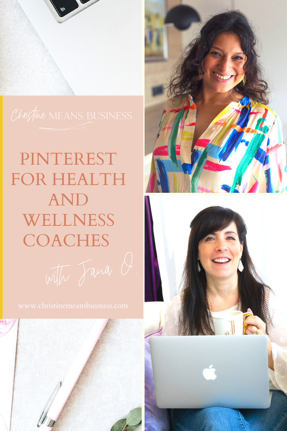 Pinterest for Health and Wellness coaches