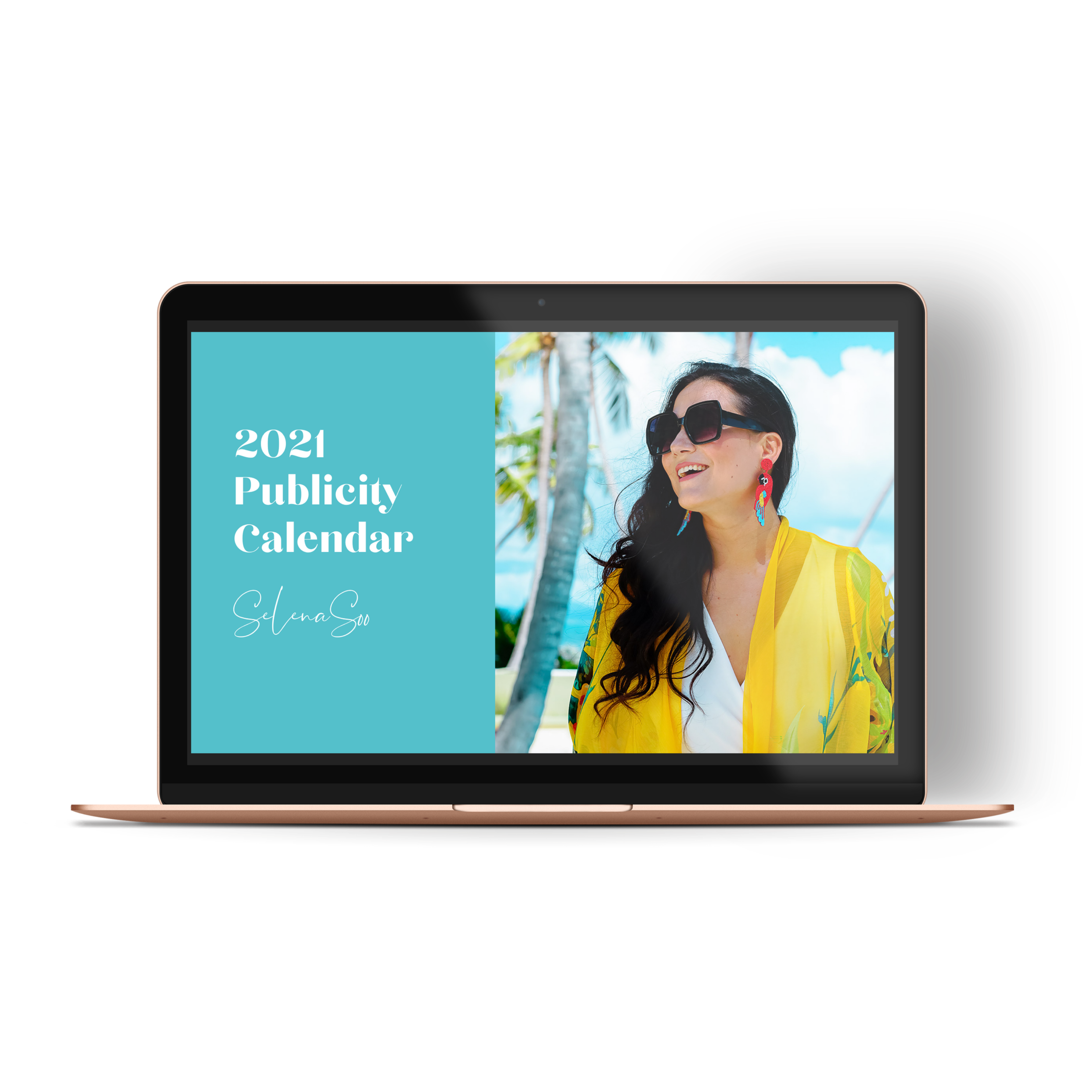 Christine Hansen Publicity Calendar