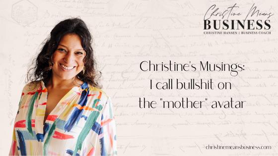 I call bullshit on the mother avatar blog