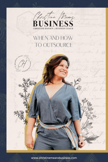 when and how to outsource